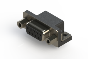 622-009-660-013 - EDAC | Standard Right Angle D-Sub Connector