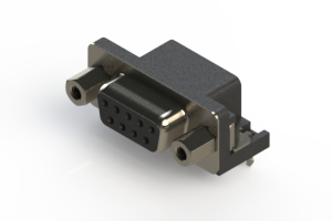622-009-660-033 - EDAC | Standard Right Angle D-Sub Connector
