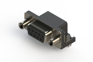 622-009-660-540 - EDAC | Standard Right Angle D-Sub Connector