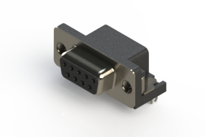 622-009-660-545 - EDAC | Standard Right Angle D-Sub Connector
