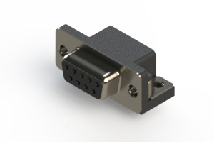 622-009-668-011 - EDAC | Standard Right Angle D-Sub Connector