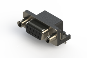 622-009-668-030 - EDAC | Standard Right Angle D-Sub Connector