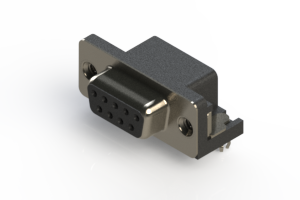 622-009-668-042 - EDAC | Standard Right Angle D-Sub Connector