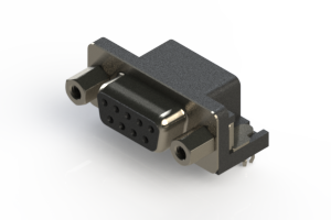 622-009-668-543 - EDAC | Standard Right Angle D-Sub Connector