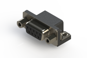 622-009-668-553 - EDAC | Standard Right Angle D-Sub Connector