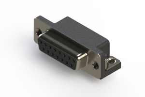 622-015-268-052 - EDAC | Standard Right Angle D-Sub Connector