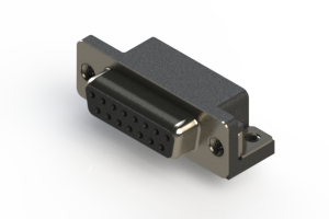 622-015-368-015 - EDAC | Standard Right Angle D-Sub Connector
