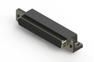 622-037-660-556 - EDAC | Standard Right Angle D-Sub Connector