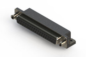 622-037-668-010 - EDAC | Standard Right Angle D-Sub Connector