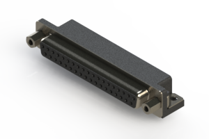 622-037-668-013 - EDAC | Standard Right Angle D-Sub Connector