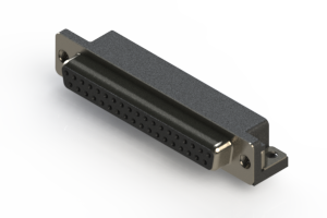 622-037-668-016 - EDAC | Standard Right Angle D-Sub Connector