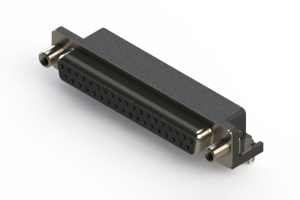 622-037-668-040 - EDAC | Standard Right Angle D-Sub Connector