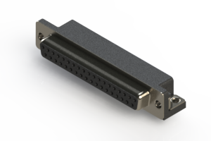 622-037-668-551 - EDAC | Standard Right Angle D-Sub Connector