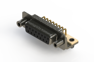 622-M15-660-BT5 - EDAC | Right Angle D-Sub Connector