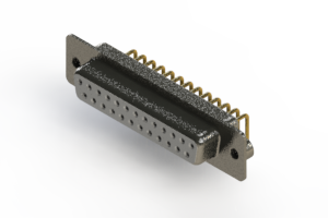 622-M25-260-WN2 - EDAC | Right Angle D-Sub Connector
