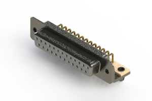 622-M25-260-WN3 - EDAC | Right Angle D-Sub Connector