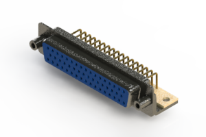 622-M50-360-LN6 - EDAC | Right Angle D-Sub Connector