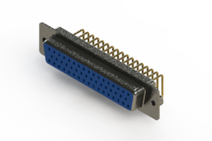 622-M50-360-LT2 - EDAC | Right Angle D-Sub Connector