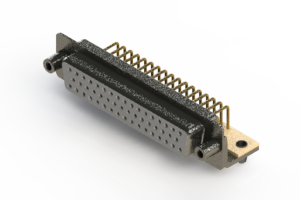 622-M50-360-WN5 - EDAC | Right Angle D-Sub Connector