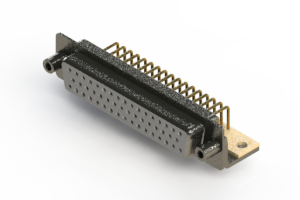 622-M50-360-WN6 - EDAC | Right Angle D-Sub Connector