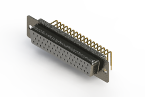 622-M50-360-WT1 - EDAC | Right Angle D-Sub Connector