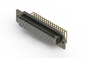 622-M50-360-WT2 - EDAC | Right Angle D-Sub Connector