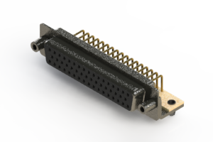622-M50-660-BN5 - EDAC | Right Angle D-Sub Connector