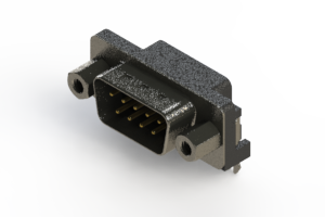 623-009-661-033 - Right Angle D-Sub Connector