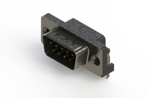 623-009-661-035 - Right Angle D-Sub Connector