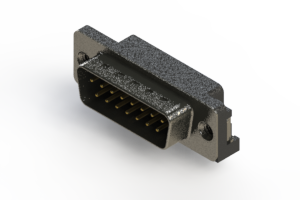 623-015-261-502 - Right Angle D-Sub Connector