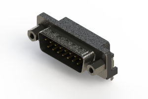 623-015-261-533 - Right Angle D-Sub Connector