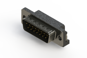 623-015-661-001 - Right Angle D-Sub Connector