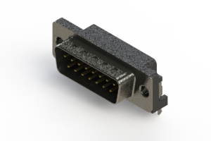623-015-661-031 - Right Angle D-Sub Connector
