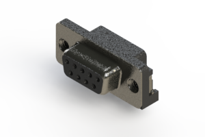 624-009-361-502 - Right Angle D-Sub Connector