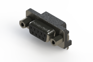 624-009-661-033 - Right Angle D-Sub Connector