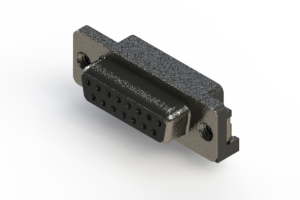 624-015-261-002 - Right Angle D-Sub Connector