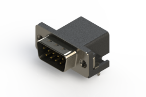 625-009-262-035 - Right Angle D-Sub Connector