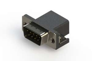 625-009-262-055 - Right Angle D-Sub Connector