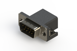 625-009-662-012 - Right Angle D-Sub Connector