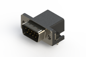 625-009-662-041 - Right Angle D-Sub Connector
