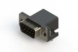 625-009-662-042 - Right Angle D-Sub Connector
