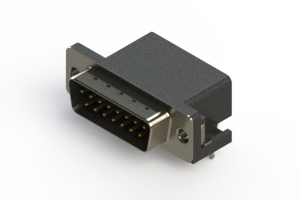 625-015-662-031 - Right Angle D-Sub Connector
