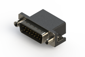625-015-662-050 - Right Angle D-Sub Connector