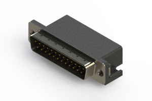 625-025-262-002 - Right Angle D-Sub Connector