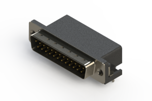 625-025-262-032 - Right Angle D-Sub Connector