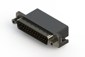 625-025-662-013 - Right Angle D-Sub Connector