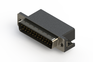 625-025-662-015 - Right Angle D-Sub Connector