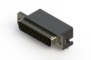 625-025-662-031 - Right Angle D-Sub Connector