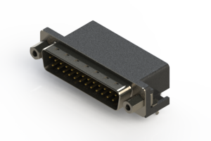 625-025-662-033 - Right Angle D-Sub Connector