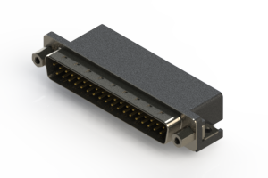 625-037-262-013 - Right Angle D-Sub Connector